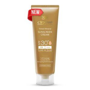 کرم ضد آفتاب رنگی +SPF30