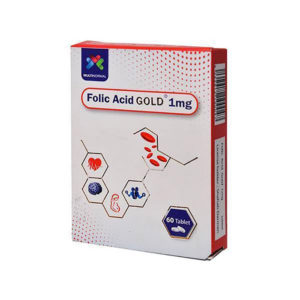 فولیک اسید گلد ۱ مولتی نرمال